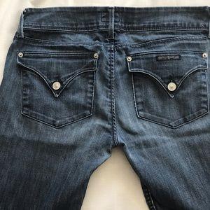 Hudson Jeans Jeans - Hudson Jeans Colin Flap Skinny Jeans 👖 size 29/8